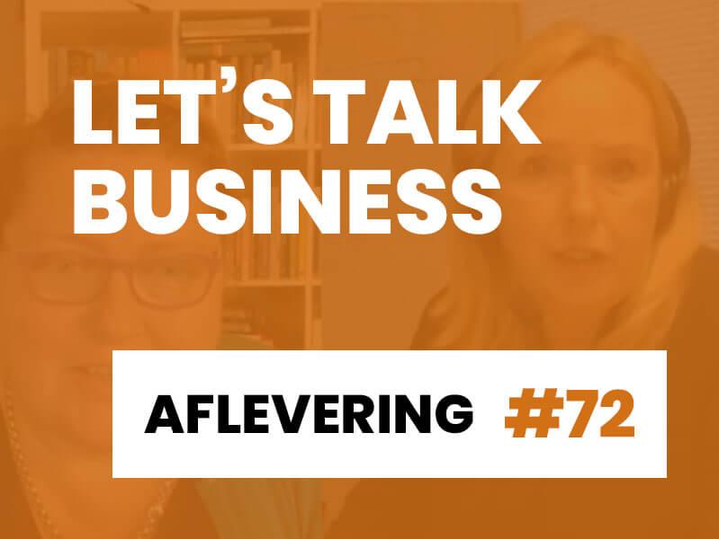 Let talk business#72